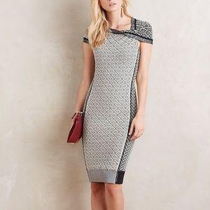 Bryon Lars (Anthropologie) Josette Sheath Dress